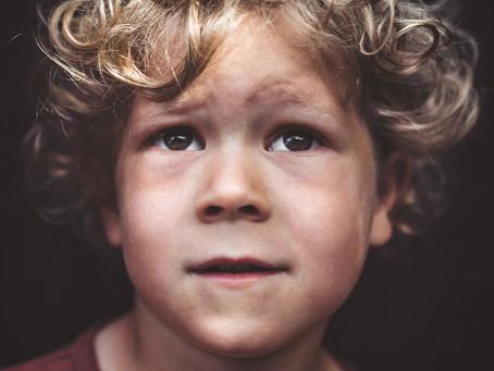 Kinder Portretten - fotoshoot