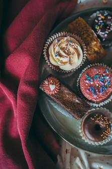 fotografie taarten en koek restaurant eten en drinken