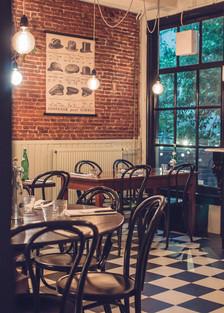 Bistro Malle Jan Leiden Restaurant