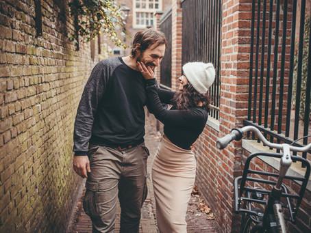 Loveshoot in Leiden