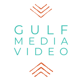 Logo for Gulf Media Collective Videography Cinematography Camera Work Music Videos Documentarys Short Films