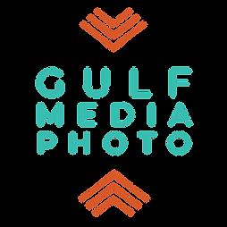 Gulf Media Photo Logo Photography Weddings Portraits Landscapes Family Photos