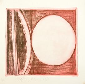 Print(Etching), 'Life' IV. (Arcos), 17/1/1