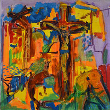'Crucifixtion'