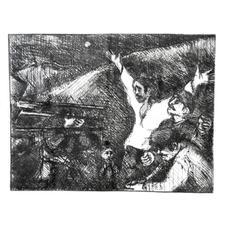 May 3rd, 1803.(after Goya