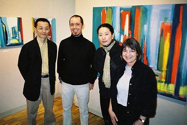 Gallery Urano Exhibition, Tokyo 2000.jpg