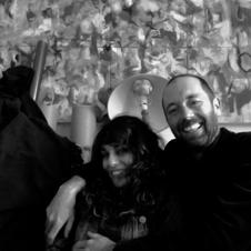 Ana and I, S. Ken studio, london 2010