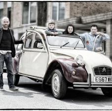 with 2cv.