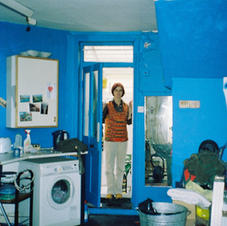 Shoredith studio, Paula, 2005