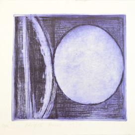 Print(Etching) 'Life', III, (Arcos), 17/1/
