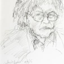Heathcote Williams. 15/9/15.(5)_