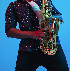 young-africanamerican-jazz-musician-play