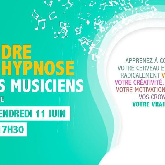 Apprendre l'auto-hypnose pour les musiciens