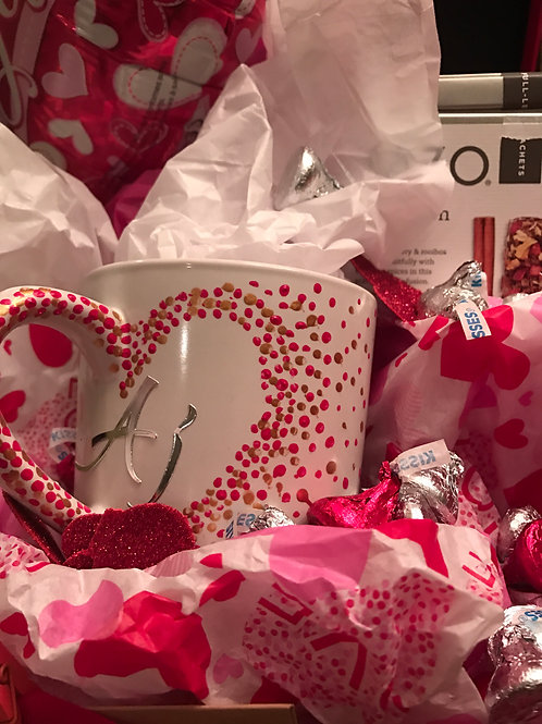 PERSONALIZED GIFT BOX FOR COFFEE AND TEA LOVERS