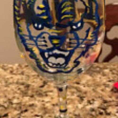 Fort Valley State UNIVERSITY  wine glass