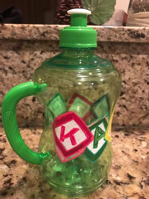 Toddler blocks sippie Cup