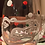 Thumbnail: FLORIDA GATORS wine glass