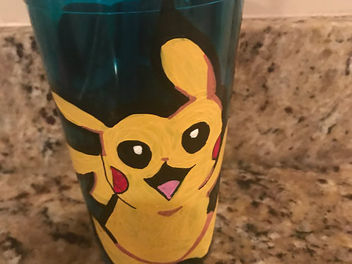 POKEMON inspired Plastic Cup