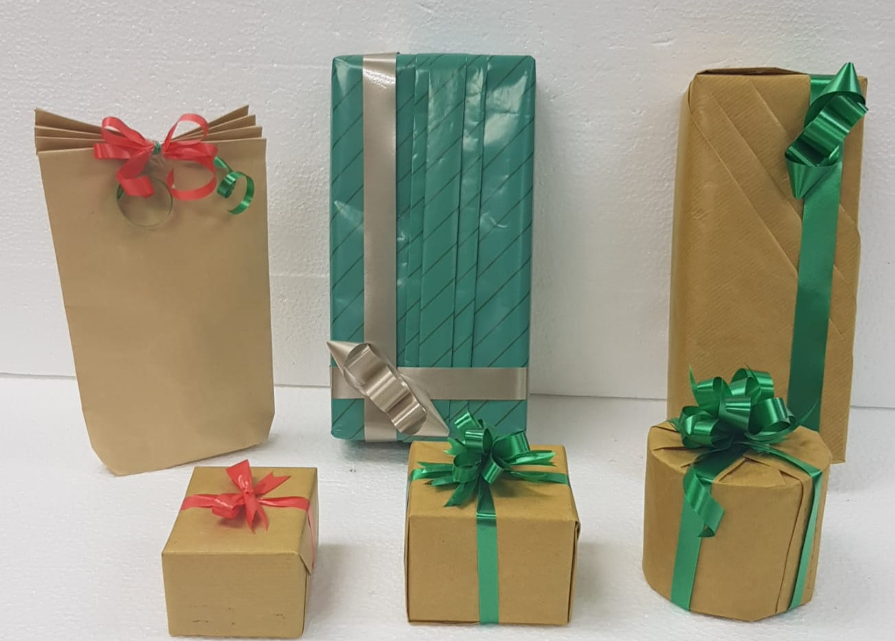 Basic Gift Wrapping