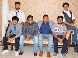 The Comedy Factory Team