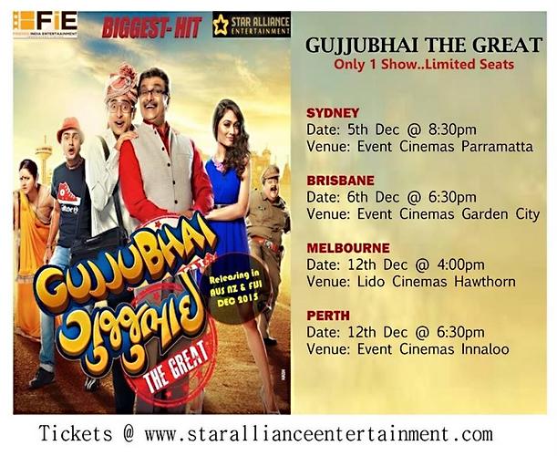 Gujjubhai movie