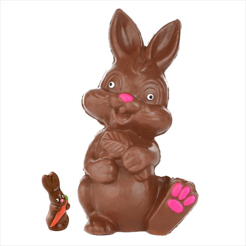 Grand Lapin Patte 500g 30cm