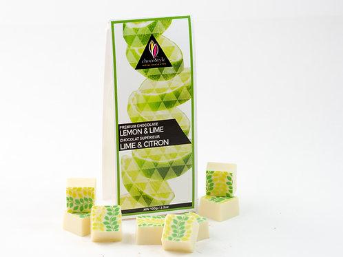 TP Lime & Citron 8pcs