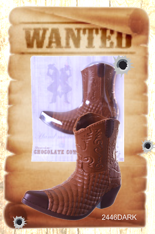 Shoecolate chocolate Boot 250g