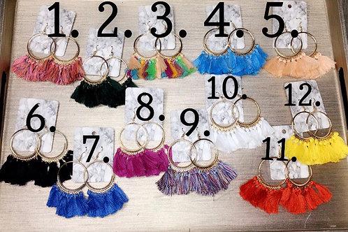 Fringe Earrings