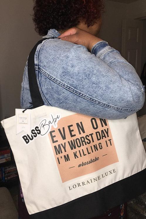 Boss Tote Bags