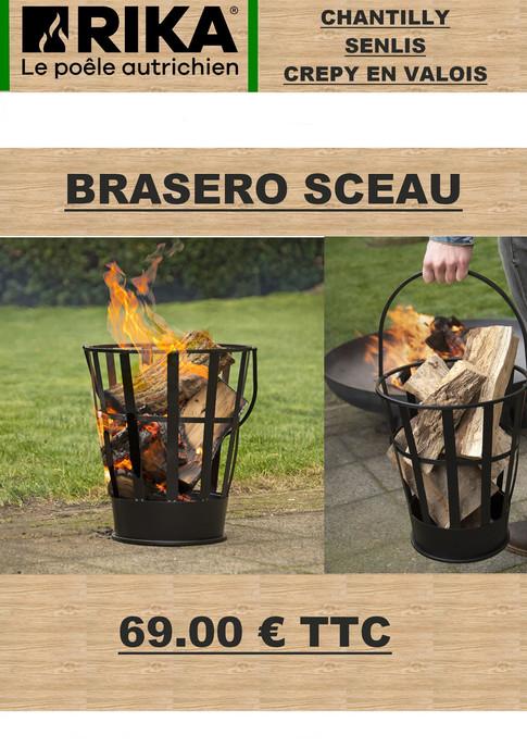 Brasero Sceau