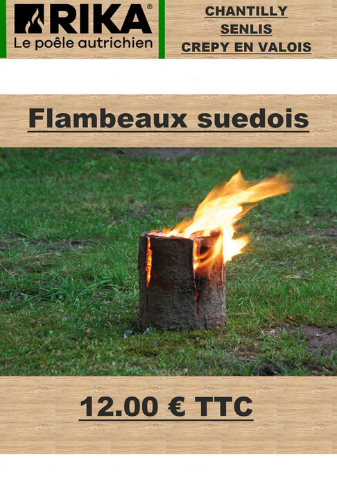 Flambeaux suedois