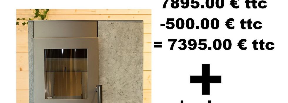 model mixte induo bois et granules