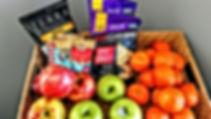 Fruit Basket Office Snacks in Fredericton & Saint John