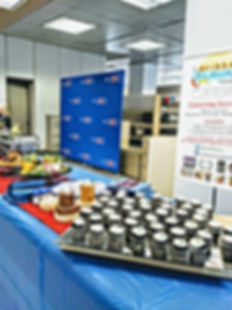 Corporate Event Catering in Fredericton & Saint John