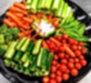 Veggie Platter Catering in Fredericton & Saint John