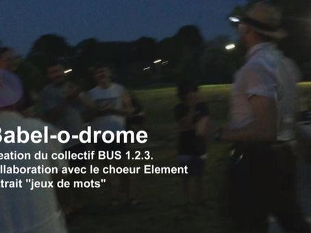 Vidéo, Babel-o-drome, Jeux