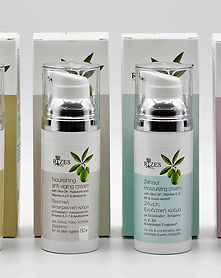 Rizes Crete natural cosmetics for face