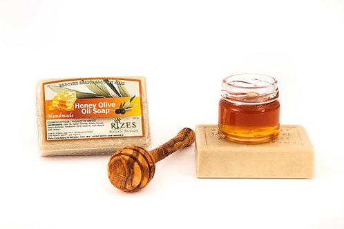 Honey Olive Oil Soap / 100 gr