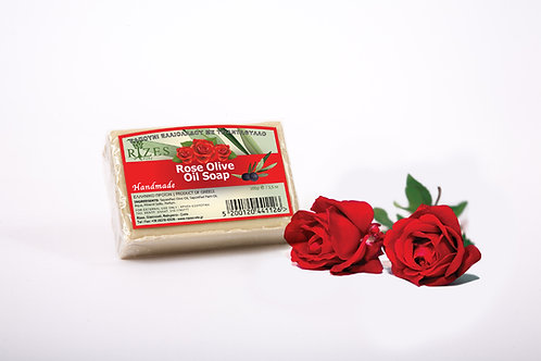 Rose Olive Oil Soap / 100 gr