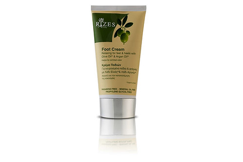 Relaxing cream for feet & heels / 150 ml