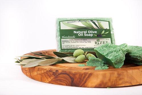 Natural Olive Oil Soap / 100 gr