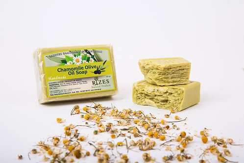 Σαπούνι ελαιολάδου χαμομηλιού / 100 γρ
