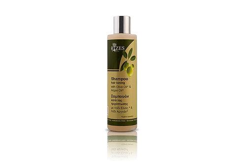 Hair toning shampoo / 250 ml