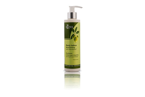 Moisturizing body lotion natural / 250 ml