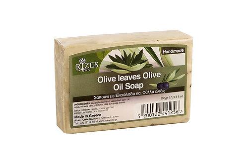 Olive leaves Soap / 100 gr