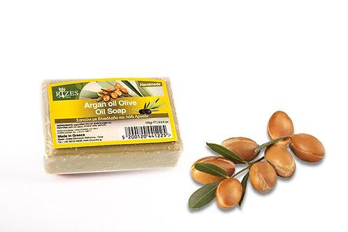 Argan Olive Oil Soap / 100 gr
