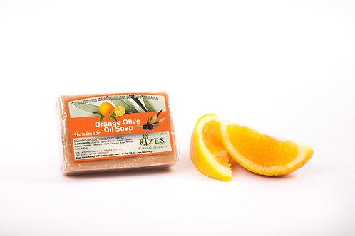 Orange Olive Oil Soap / 100 gr