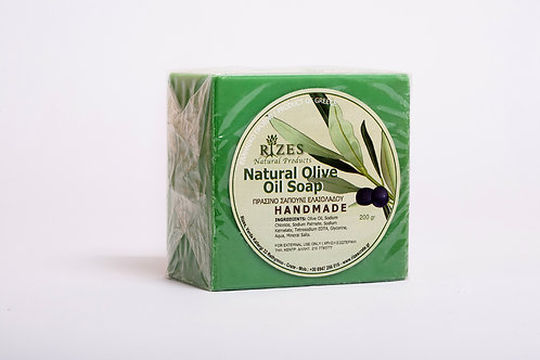 Natural Olive Oil Soap / 200 gr