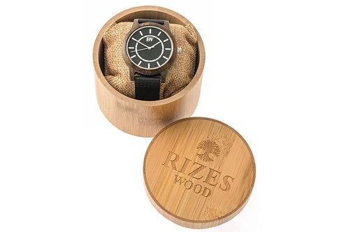 Ξύλινο ρολόι χειρός σανταλόξυλο